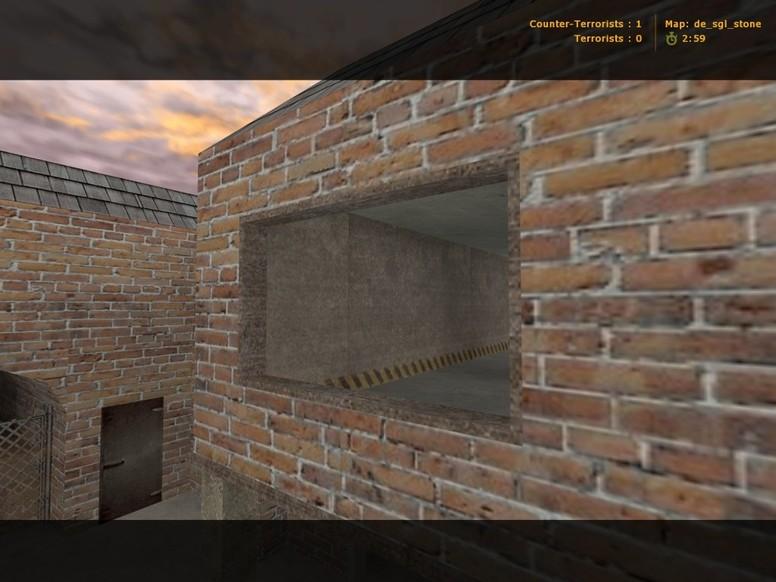 «de_sgl_stone» для CS 1.6
