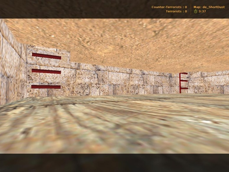 «de_shortdust» для CS 1.6