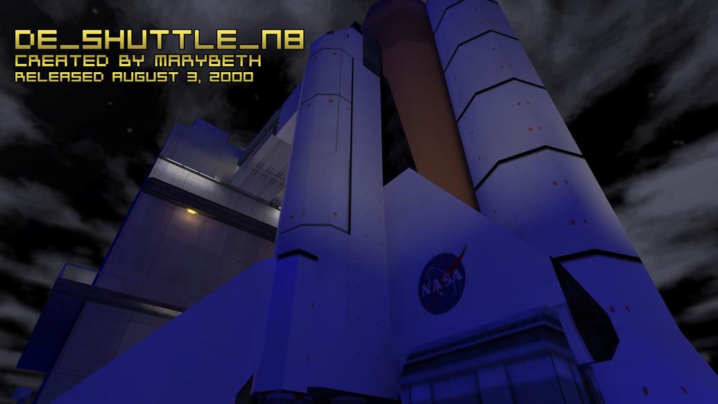 «de_shuttle_n8» для CS 1.6