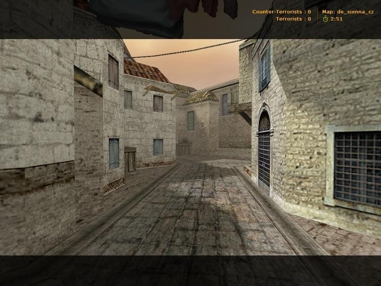 «de_sienna_cz» для CS 1.6
