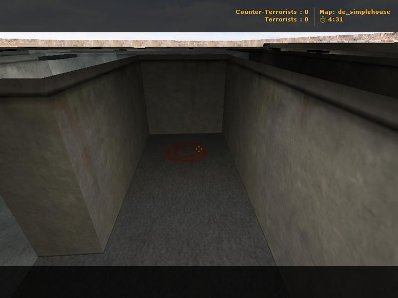 «de_simplehouse» для CS 1.6