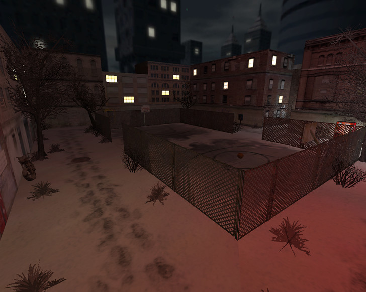 «de_smalltown» для CS 1.6