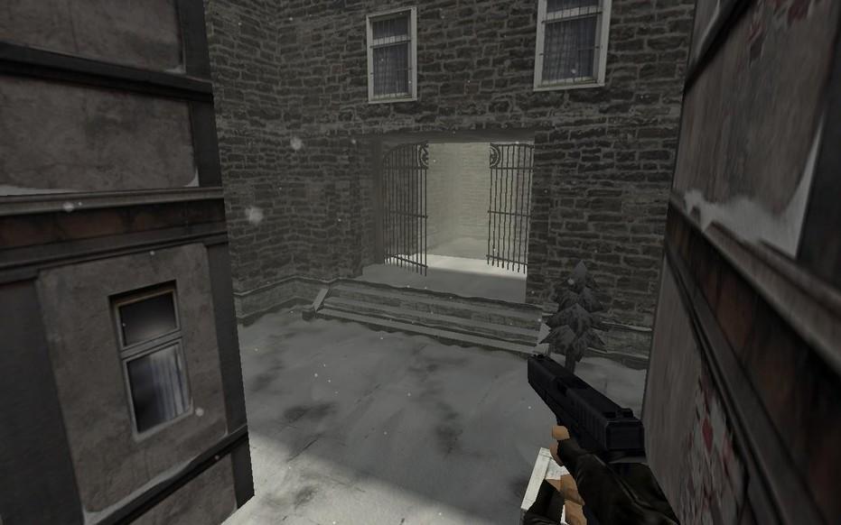 «de_snowstyle» для CS 1.6