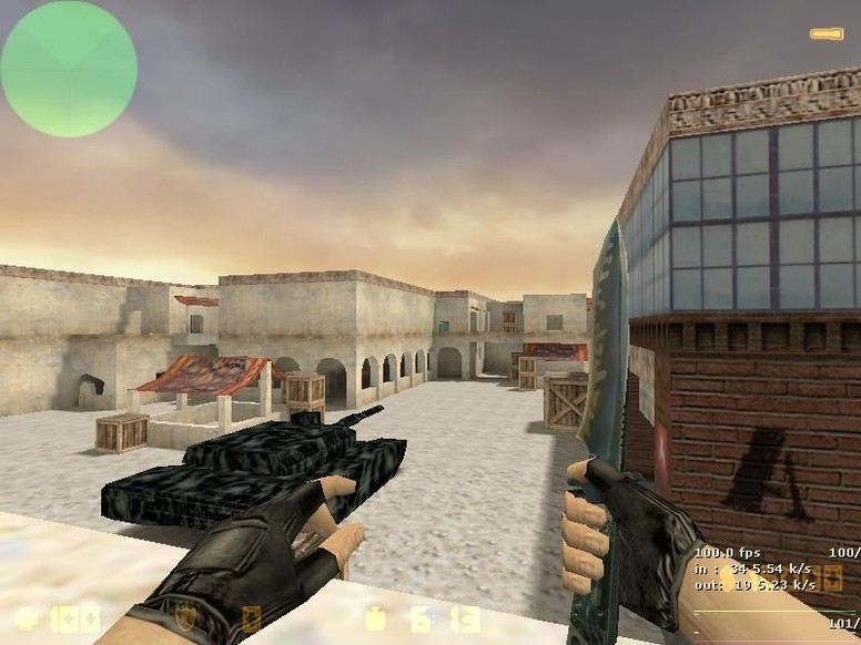 «de_somalia_south» для CS 1.6