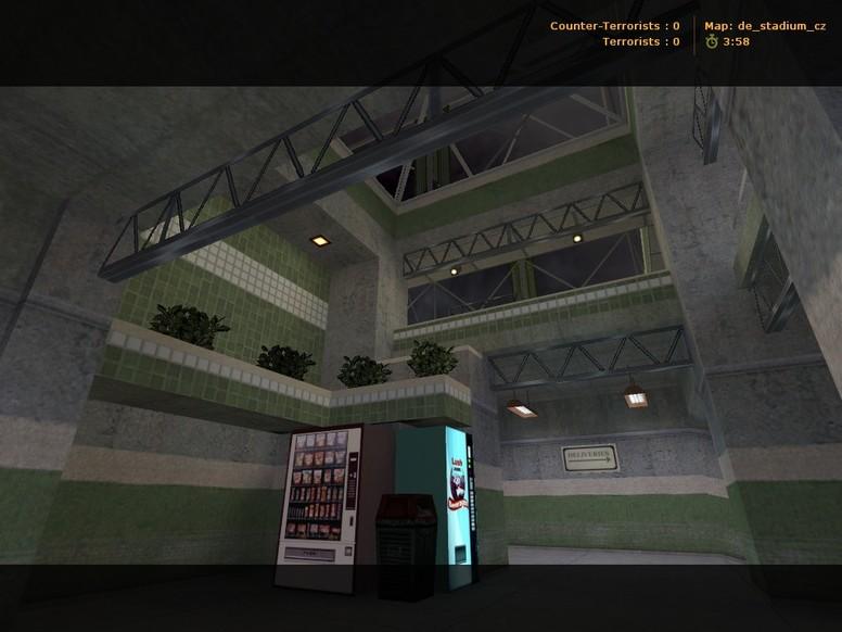 «de_stadium_cz» для CS 1.6
