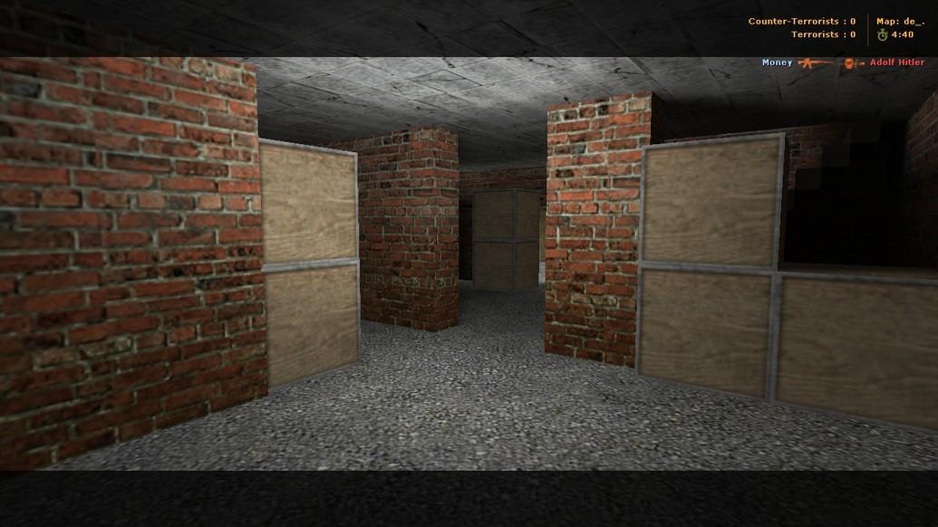 «de_storage» для CS 1.6