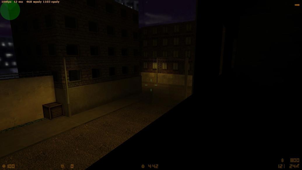 «de_streetlights_b2» для CS 1.6