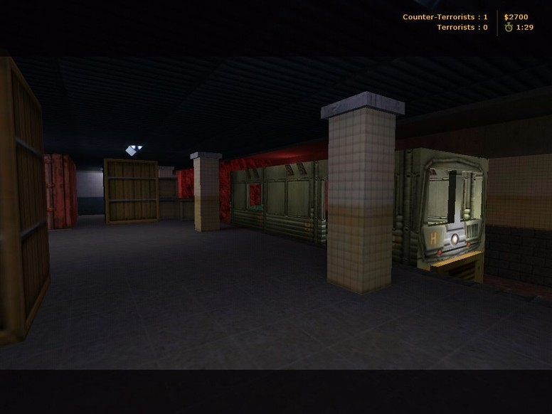 «de_subway» для CS 1.6