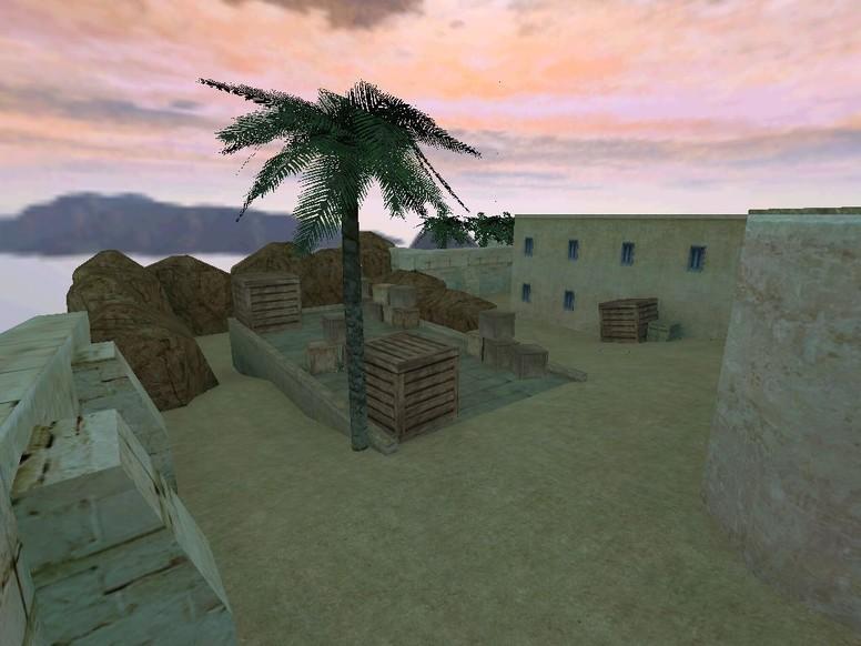 «de_sultan_dust» для CS 1.6