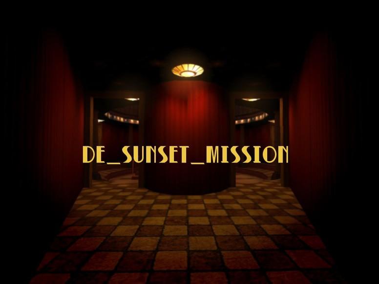 «de_sunset_mission» для CS 1.6