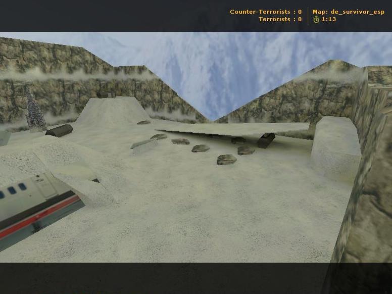 «de_survivor_esp» для CS 1.6
