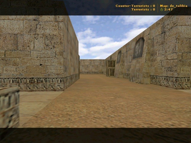 «de_talibia» для CS 1.6