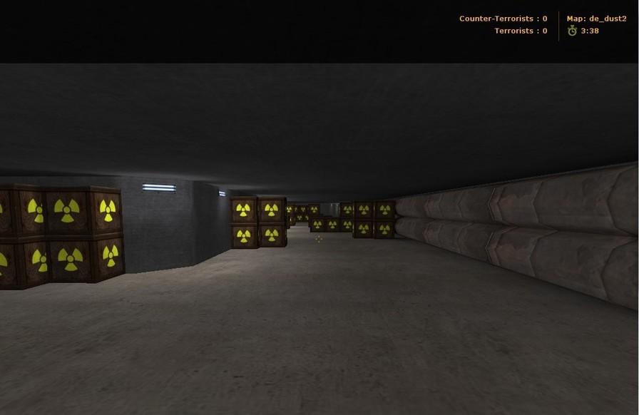 «de_tankers2» для CS 1.6