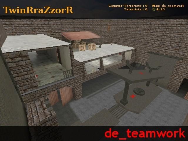 «de_teamwork» для CS 1.6