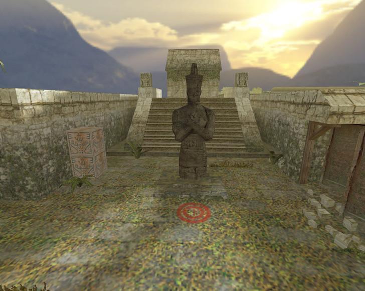 «de_templum» для CS 1.6