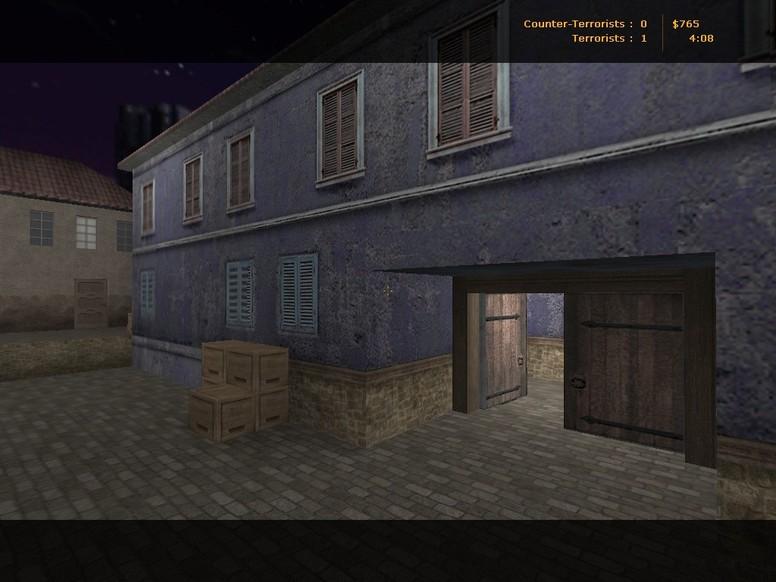 «de_tiburon» для CS 1.6