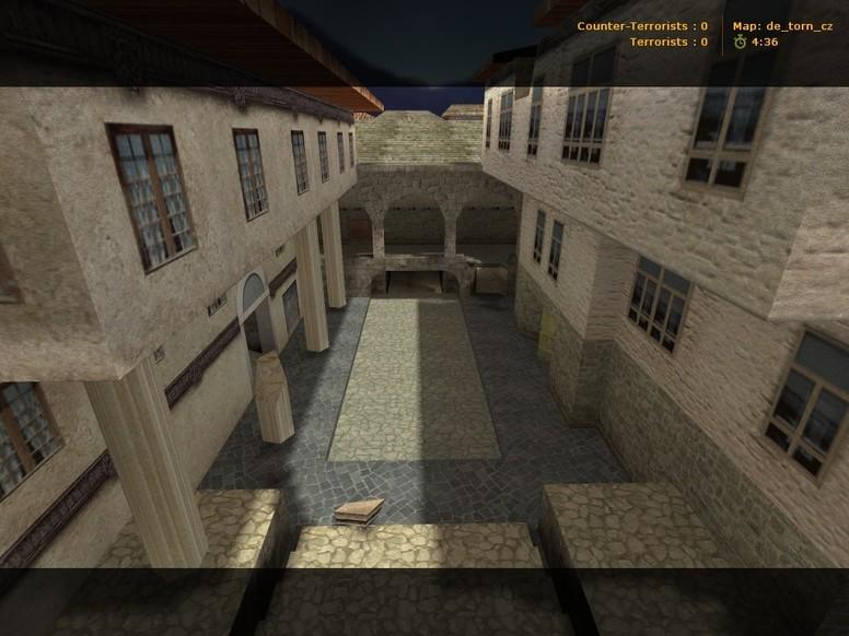 «de_torn_cz» для CS 1.6