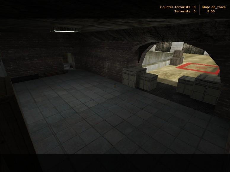 «de_trace» для CS 1.6