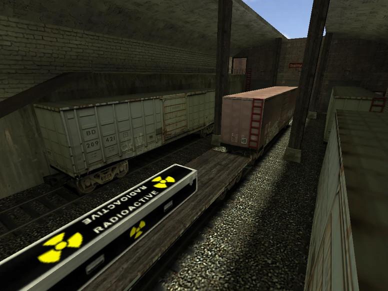 «de_train_ilz_2x2» для CS 1.6