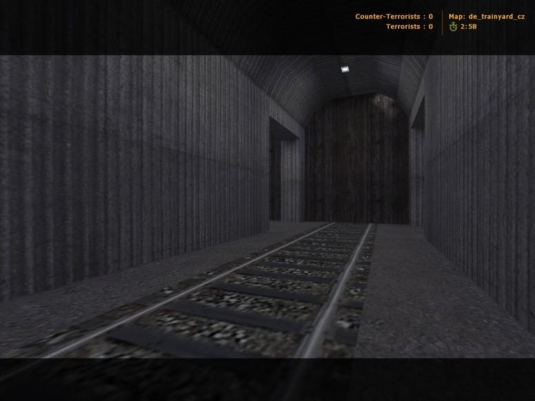 «de_trainyard_cz» для CS 1.6