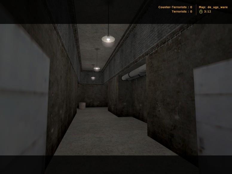 «de_ugs_ware» для CS 1.6