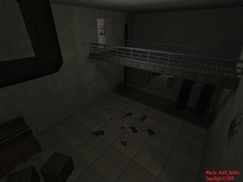 «de_underground» для CS 1.6