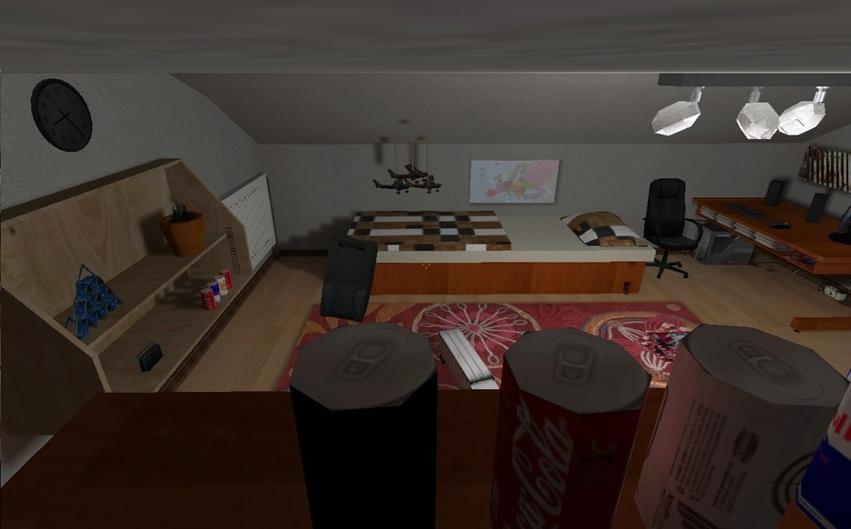 «de_unknown_room» для CS 1.6