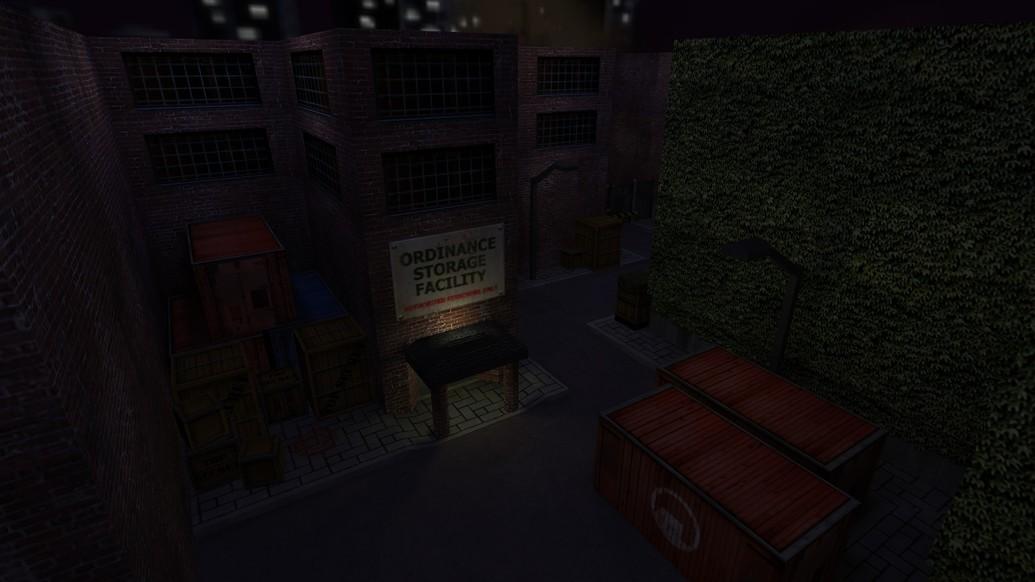 «de_urbanassault» для CS 1.6