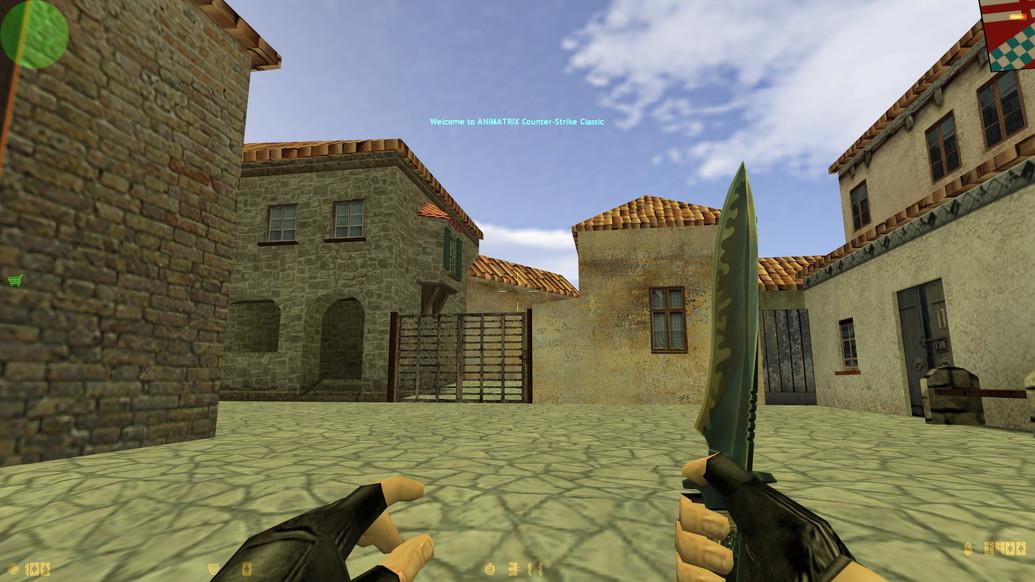 «de_vendetta» для CS 1.6