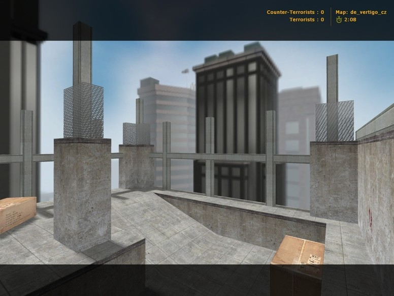 «de_vertigo_cz» для CS 1.6