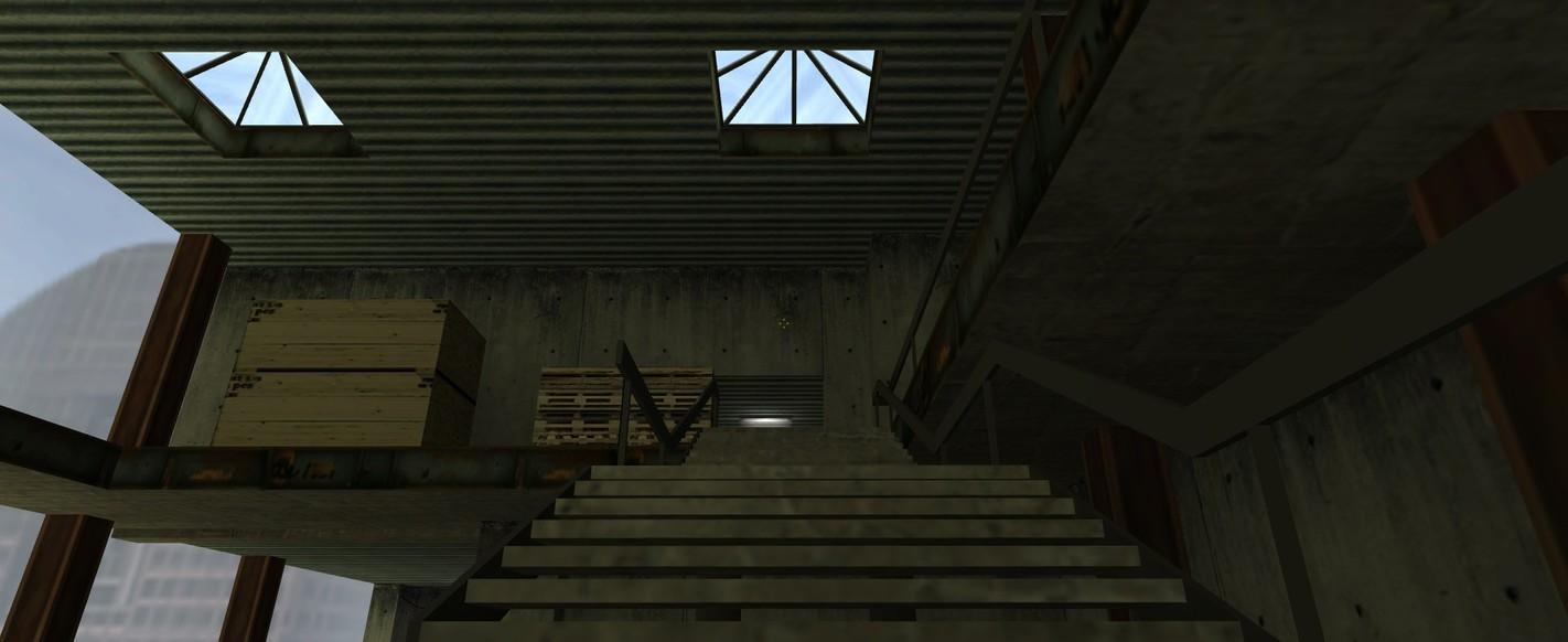 «de_vertigo_go» для CS 1.6