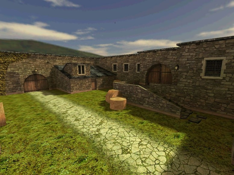 «de_village» для CS 1.6