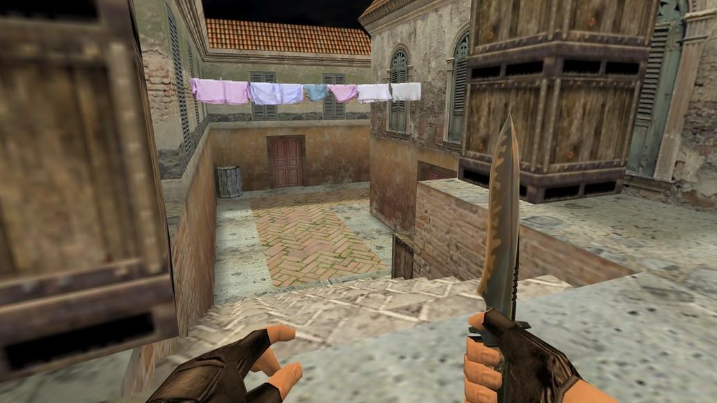 «de_villaggio» для CS 1.6