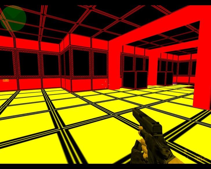 «de_virtual_dust2» для CS 1.6