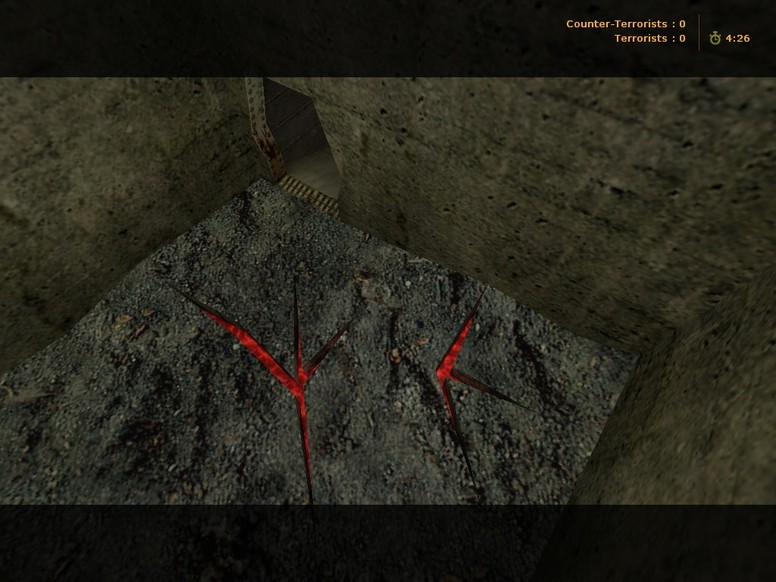 «de_volcano» для CS 1.6