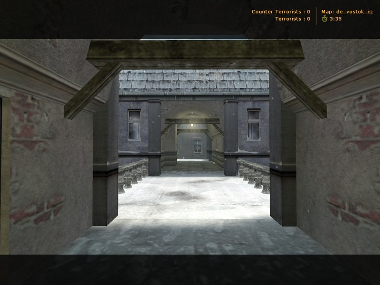 «de_vostok_cz» для CS 1.6