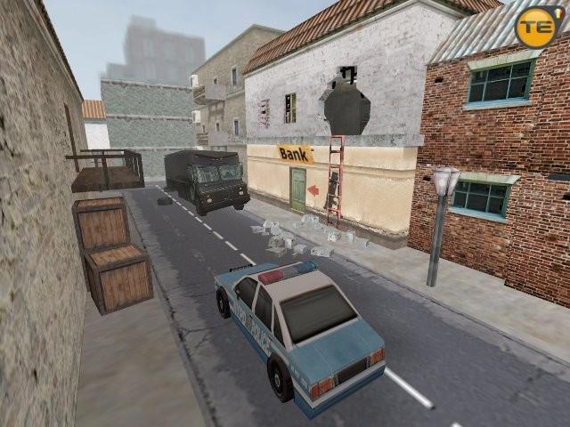 «de_war-arena» для CS 1.6