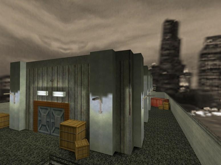 «de_warehousev2» для CS 1.6