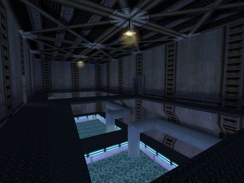 «de_waterworks» для CS 1.6