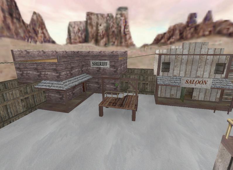 «de_westwood_snow» для CS 1.6