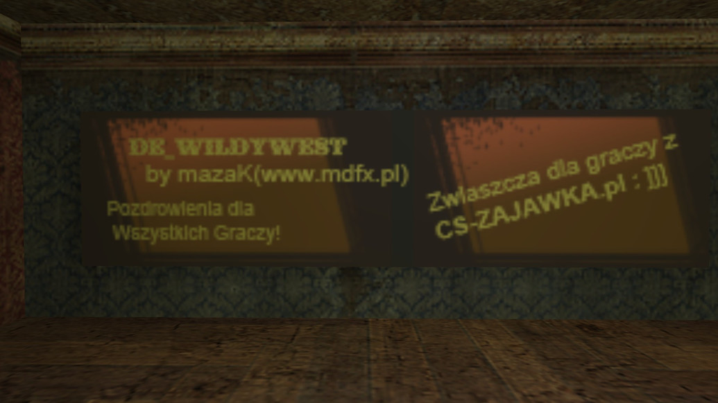 «de_wildywest» для CS 1.6