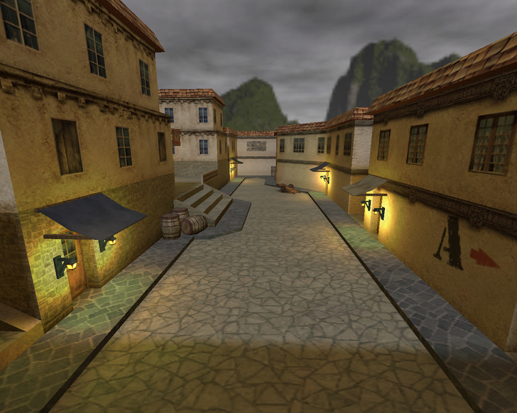 «de_winecity» для CS 1.6