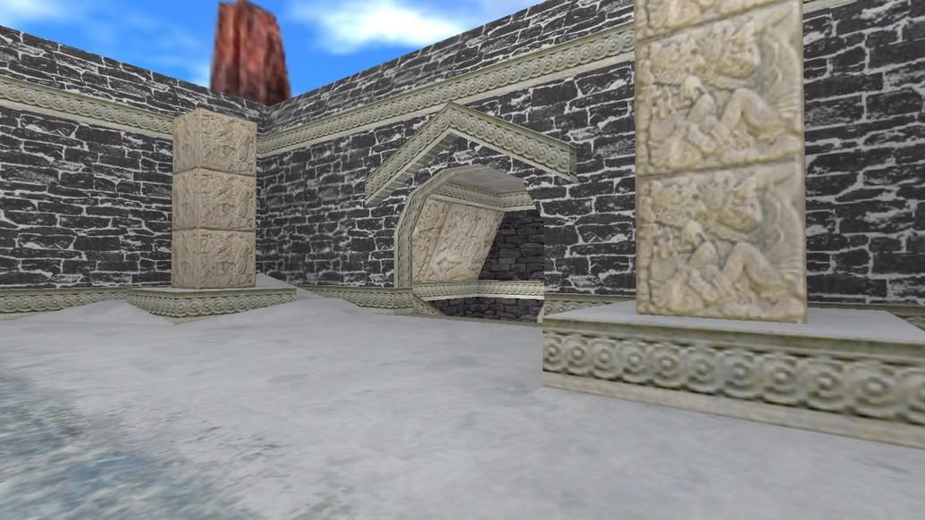 «de_winteraztec» для CS 1.6