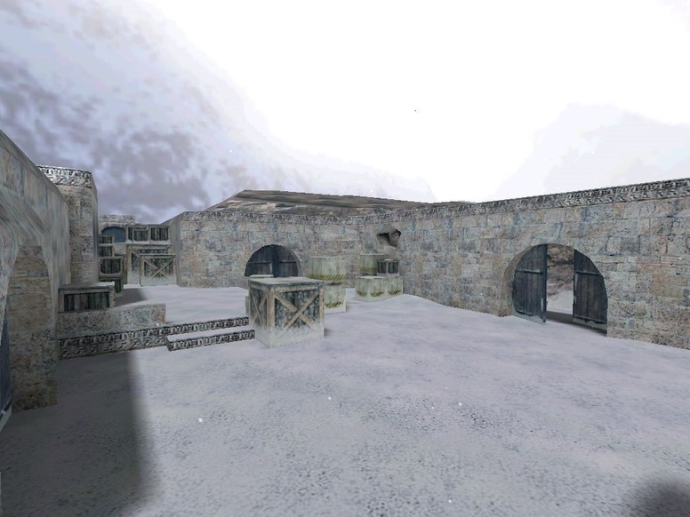 «de_winterdust2» для CS 1.6