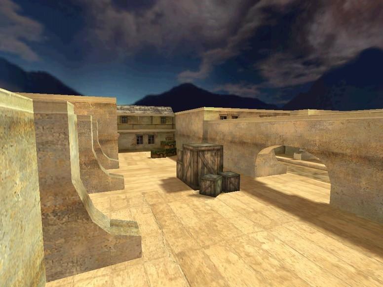 «de_wraith» для CS 1.6