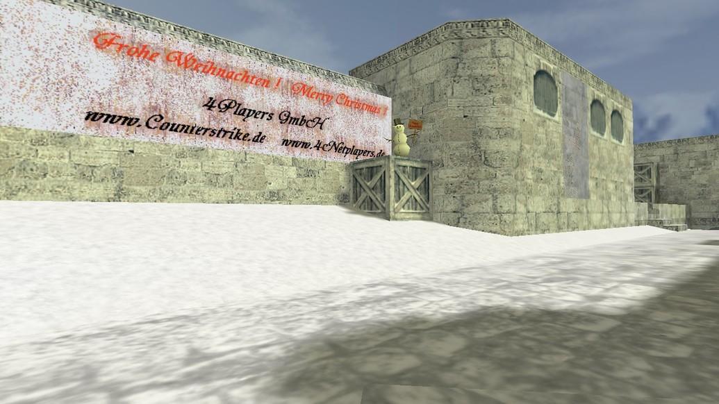 «de_xdust2» для CS 1.6