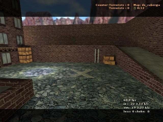 «de_zabergja» для CS 1.6