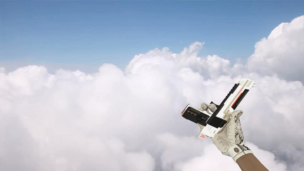 «Deagle Механо-пушка» для CS 1.6