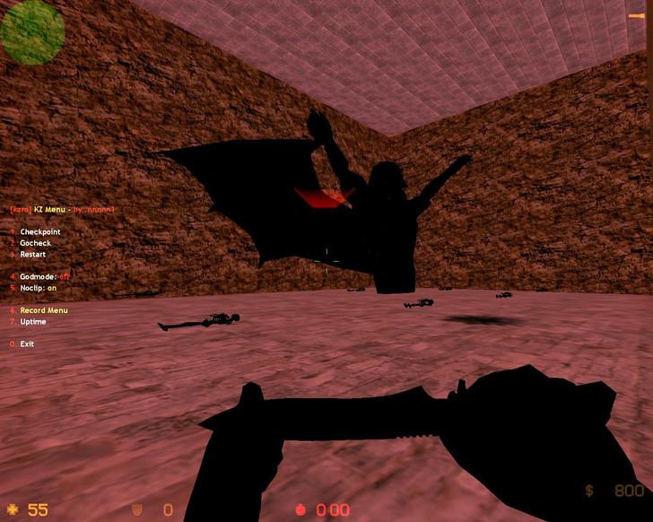 «deathrun_2011» для CS 1.6