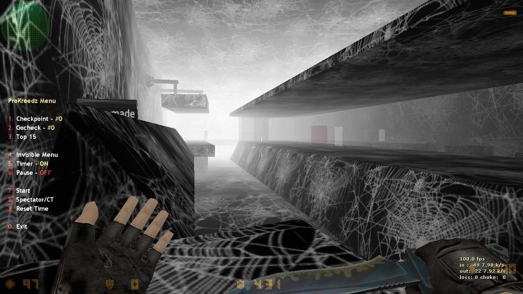 «deathrun_absolute_spider» для CS 1.6